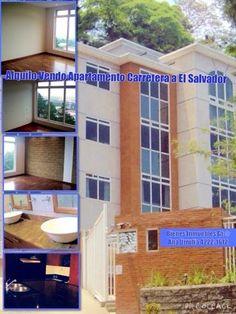 INMUEBLES ONLINE GT: Alquilo Vendo Apartamento Carretera a El Salvador ...