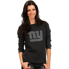 NY Giants Cotton Sweater