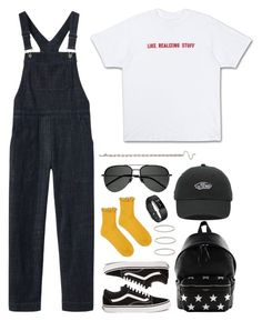 """Untitled #1059"" by elly98 ❤ liked on Polyvore featuring Yves Saint Laurent, Vans, Topshop, Accessorize and Fitbit"