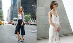 Топ в бельевом стиле 2016: с чем носить