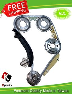 TIMING Chain Kit Fits FORD RANGER 2.2L DURATORQ TC 2011- TRANSIT 2.4L MK7 2006-  #HJL