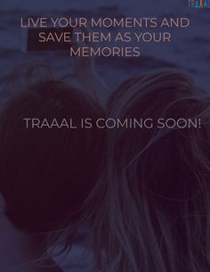 """""""Live Your Moments And Save Them As Your Memories.""""  """"Live it Up!""""  Rejoice with #Traaal that can #SaveYourTime.  We are Coming Soon!  #travel #startups #business #adventures #nature #friends #traveling #world #life #tourists #followus #subscribe #share #travelphotography #photo #selfies #travelselfie #group #ilovetravel #ilovetravelling #onlinetravelagency"""