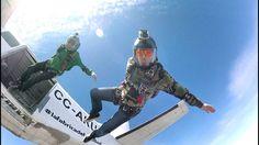 """Ready ! Set ! GO  #jump447 #skydive #skydiving #funjump #freefly #flying #angleflying #anglefly #flyfast #chile #uptvector #lafabricadefelicidad"""