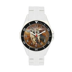 Wolves Trio Wristwatches