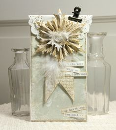 Anne's paper fun: Sizzix Alterations Snowflake Rosette die http://annespaperfun-aksh.blogspot.com/2012/12/happy-new-year.html