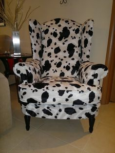 Armchair Reupholstery Reveal! | S t a r d u s t - Decor  Style