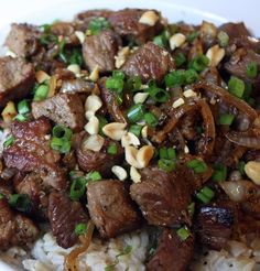 Recipe For Vietnamese-Style Beef