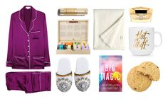 """""""Hot Stuff"""" by romaosorno ❤ liked on Polyvore featuring Olivia von Halle, Versace, Guerlain and Shuj"""