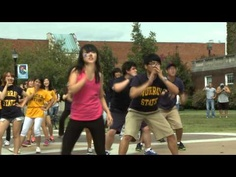 Students at Murray State take on Gangnam Style. No more caption needed.