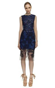 Гипюровое платье seo