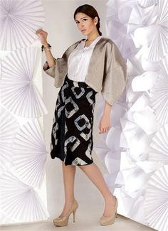 Ornamen Oriental | Femina | Concept/ Stylist : Aulia Fitrisari. Talent : Sere Kalina.