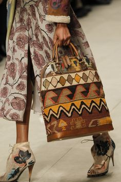 Burberry Prorsum Fall 2014 RTW - Details - Vogue