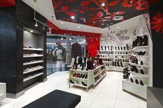 shoe store display ideas | Brida, London, Ontario, Canada