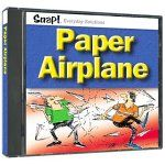 SNAP! Paper Airplane (Jewel Case) Topics Entertainment