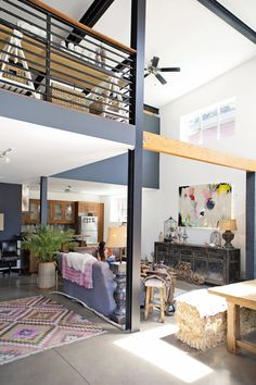 Erin's Layered Oakland Loft