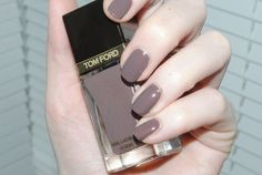Cool Ford 2017: Tom Ford Autumn / Fall 13 Nails: Black Sugar Swatch and Show Me the Pink... For your wedding