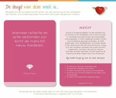 Deugd van de Week Act on Virtues Acting, Mindfulness, Quotes, Yoga, Afrikaans, Apps, Salad, Community, Recipe