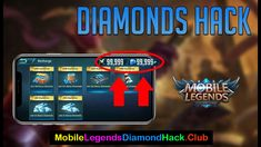 Mobile Legends Hack No Human Verification No Survey? Mobile Legends Hack Tools — No Verification — Unlimited Diamonds (Android and Ios) Mobile Legends Hack Cheats! Moba Legends, Episode Choose Your Story, Legend Games, Play Hacks, App Hack, Game Resources, Android Hacks, Iphone Mobile, Hack Online