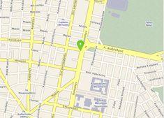 Επικοινωνία - Justech.gr Map, Location Map, Maps