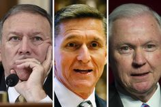 Trump signals intent to keep hard-line promises with choices for senior national security posts — The Washington Post Mike Pompeo, Jeff Sessions, National Security Advisor, Army Veteran, Us Politics, The Washington Post, Choices, Posts, Law