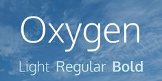 Oxygen Font Family --- The Oxygen typeface family is produced as element of the KDE Project, a libre desktop for the GNU+Linux operating technique. Typeface Font, Typography, Entrepreneur Stories, Condensed Font, Geometric Font, Latest Fonts, Bold Fonts, Font Family, Sans Serif