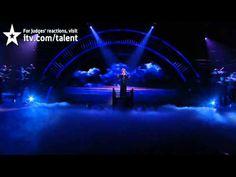 Susan Boyle sings Madonna hit You'll See - Britain's Got Talent 2012 Final - UK version: BEAUTIFUL!