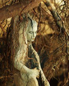 Les Sculptures de Debra Bernier racontent les Histoires oubliées de l'Océan (8)