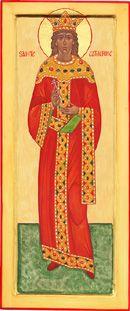 St. Katherine of Alexandria