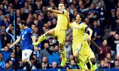 Chelsea vs. Everton: Diego Costa marcó doblete en goleada 6-3 (Foto: EFE/Video: Difusión)