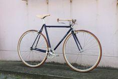 *FAIRWEATHER* track / BUILT BY BLUE LUG - CUSTOMER'S BIKE CATALOG / カスタマーズバイクカタログ