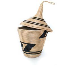 Sisal Peace Basket