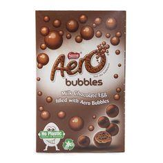 Nestlé Aero Bubbles Milk Chocolate Egg 124g