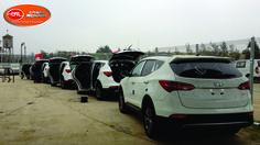 Equipamiento Hyundai Santa Fe