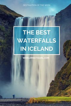 Find out where you can find Iceland's most beautiful waterfalls and learn the best tips & tricks on how to photograph the tumbling cascades. Which one is your favorite?