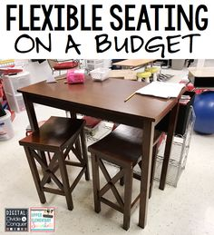 130 Best Flexible Seating Ideas Images On Pinterest Classroom