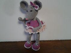 Décoration de chambre petite souris ballerine : Accessoires de maison par stella1957