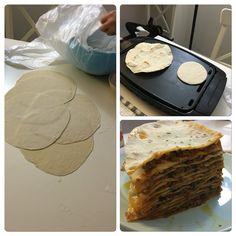 Yaglama kayseri yoresi Turkish Recipes, Pancakes, Breakfast, Food, Morning Coffee, Eten, Meals, Pancake, Morning Breakfast