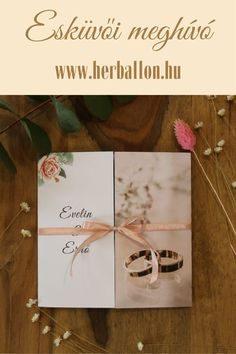 Wedding Paper, Place Cards, Place Card Holders
