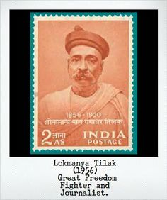 Lokmanya Tilak (1956) – Great freedom fighter and journalist.