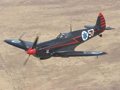 The Black Spitfire