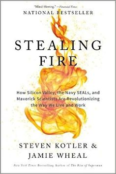 Stealing Fire: How Silicon Valley, the Navy SEALs, and Maverick Scientists Are Revolutionizing the Way We Live and Work: Amazon.es: Steven Kotler: Libros en idiomas extranjeros