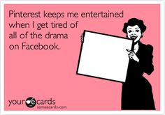 Yes! Lol now that I deleted facebook Im addicted to pinterest.. at least I am being much more creative with my time.. ha!