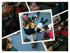 Maristas Segovia @maristassegovia Sesión de Espiritualidad: Las palabras mágicas en 1º de infantil. #compostelaenruta