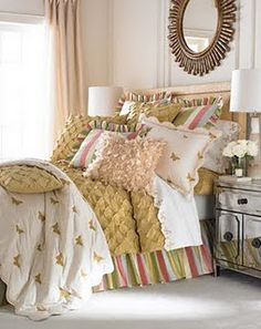 Butterfly Bed Linens