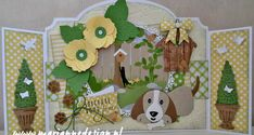 Blog » Marianne Design Marianne Design Cards, Dog Cards, Animal Cards, Pop Up Cards, I Card, Poppies, Kittens, Kids Rugs, Create