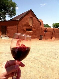 Drink New Mexico wines :)