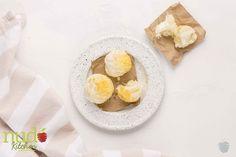 Croqueta de yuca. Yuca armenia, cocida al vapor y molida, con huevos  y terminada al horno con un toque de queso fresco.