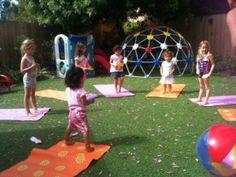 Om Sweet Om: 8 Family Yoga Studios