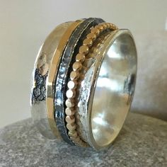 Naomi - Vacker spinningring |  Katts of Sweden AB