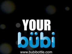 Bubi Bottle. BPA free, mold resistant, heat and freezer resistant, scruchable water bottle